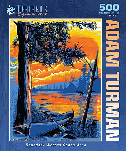 Adam Turman - Boundary Waters Canoe Area