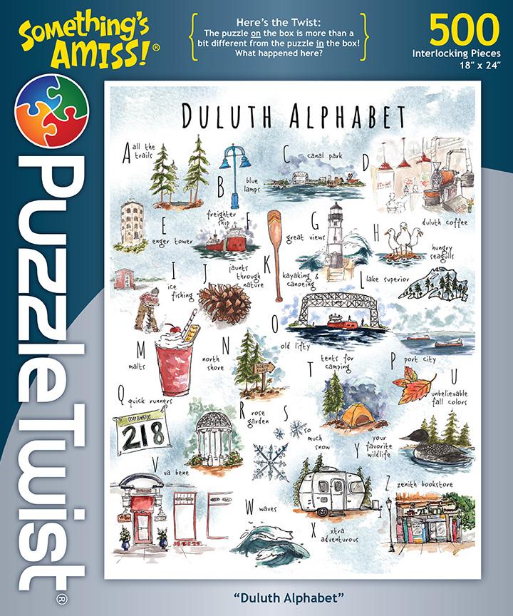 Duluth Alphabet