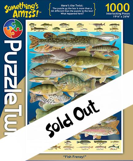 Fish Frenzy!