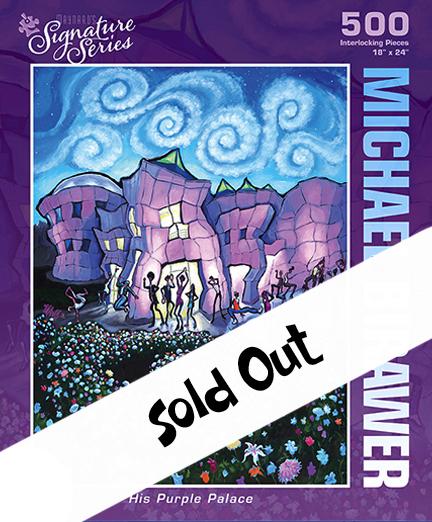 Michael Birawer - His Purple Palace