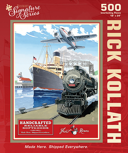Rick Kollath - Made Here. Shipped Everywhere.