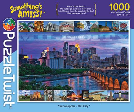 Minneapolis - Mill City
